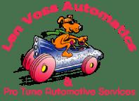 Len Voss Automatics Logo